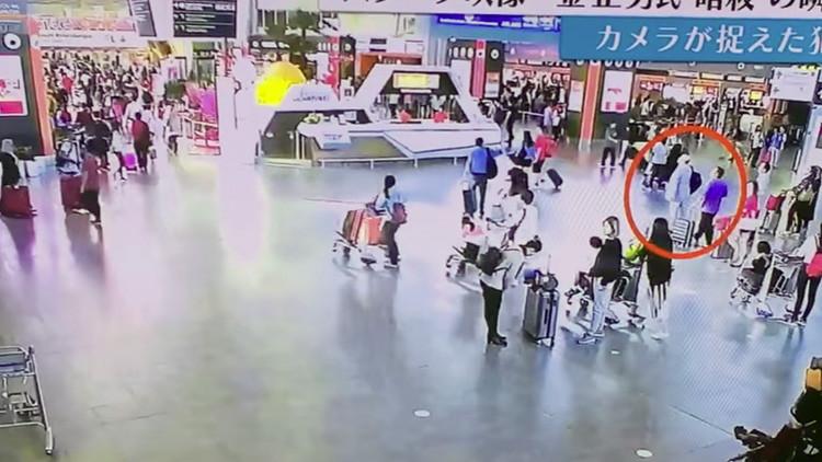 Revelan imágenes del momento exacto del asesinato del hermano de Kim Jong-un (VIDEO)