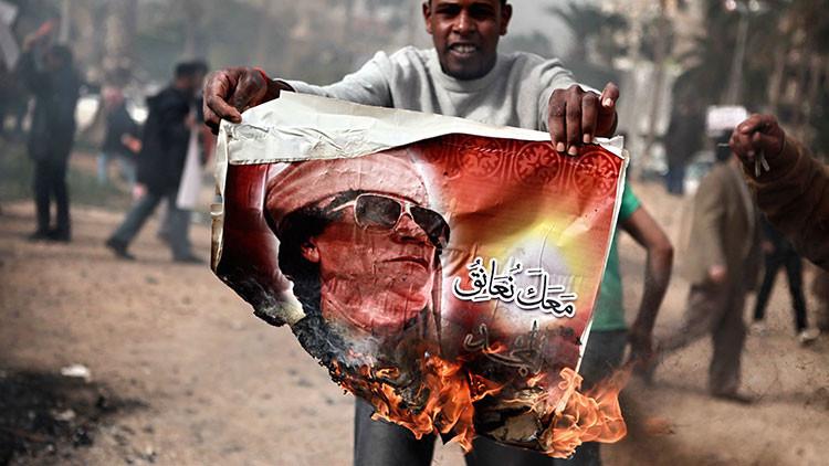 """Las nefastas profecías de Gaddafi """"se cumplen con precisión"""", según advierte su primo"""