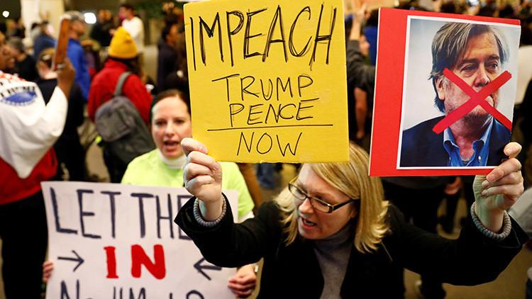 """Mejor destituir que asesinar: ¿Es Trump lo bastante """"desagradable"""" como para sufrir un impeachment?"""