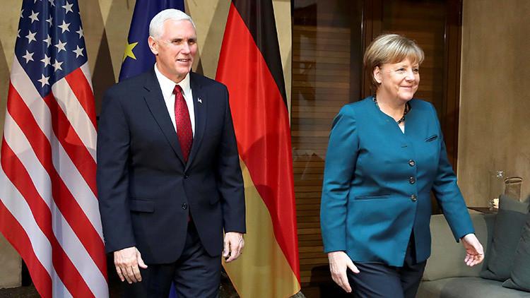 Cómo los líderes mundiales 'enterraron' el viejo orden mundial