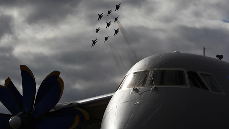 El comercio mundial de armas a su punto más alto desde final de la guerra fría