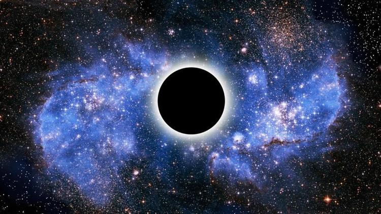 """""""Reina una gran emoción"""": Científicos, a punto de tomar la primera imagen real de un agujero negro"""