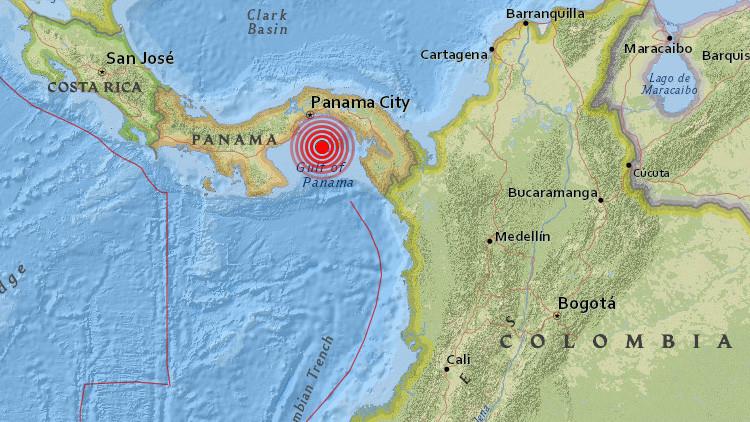 Evacúan en Panamá una serie de edificios tras un sismo de magnitud 4,7
