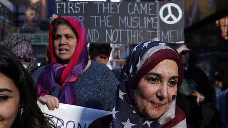 La revisión de la ley migratoria de Trump mantiene el veto a los mismos países musulmanes