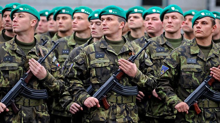 Lituania: La Policía detiene con taser a cinco soldados ebrios de la OTAN