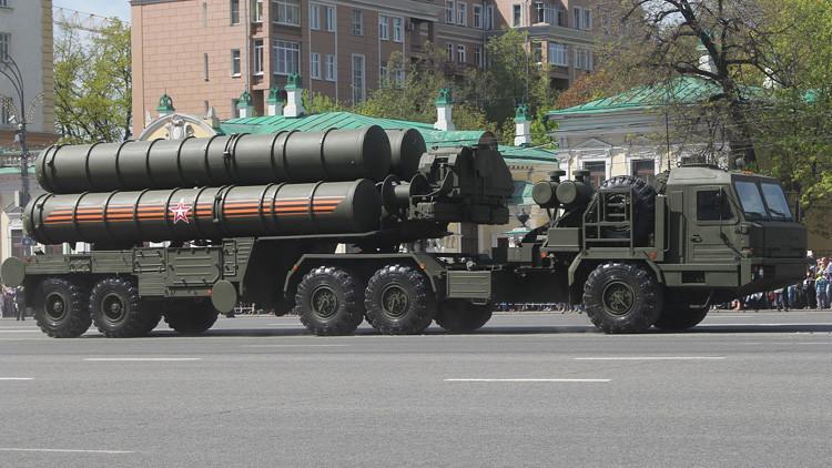 India prevé adquirir sistemas antiaéreos rusos S-400 Triumf por valor de 5,8 mil millones de dólares