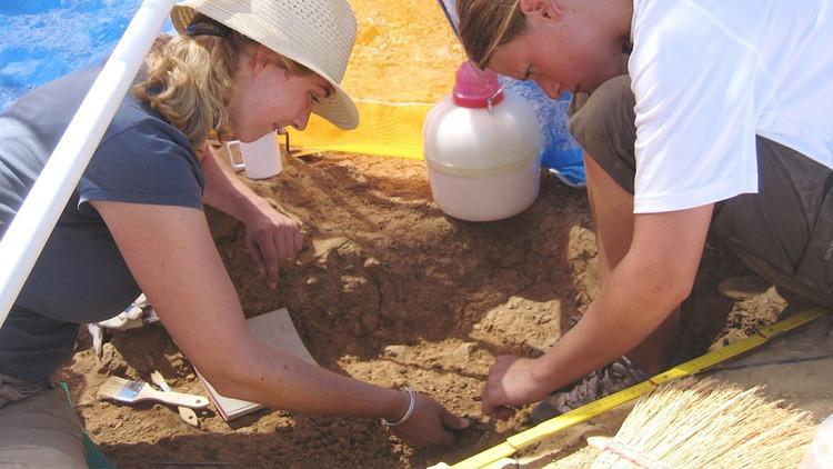 Arqueólogos españoles descubren una ciudad romana en perfecto estado