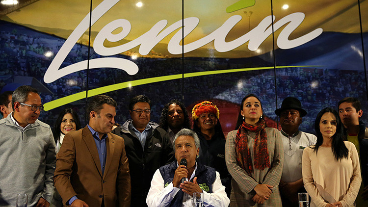 Conversatorio con Lenín Moreno, candidato a la presidencia de Ecuador