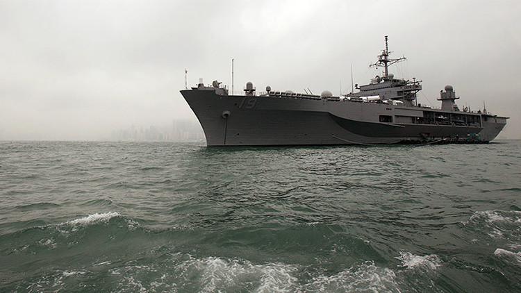 """""""Amenazante y dañino"""": Así califica Pekín al patrullaje de EE.UU. en el mar de la China Meridional"""