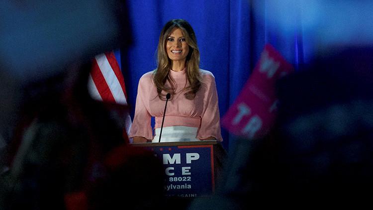 ¿Quién es la confidente y mejor amiga de Melania Trump?