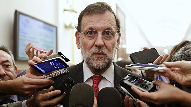 """Rajoy considera que la corrupción en España """"pronto será una anécdota"""""""