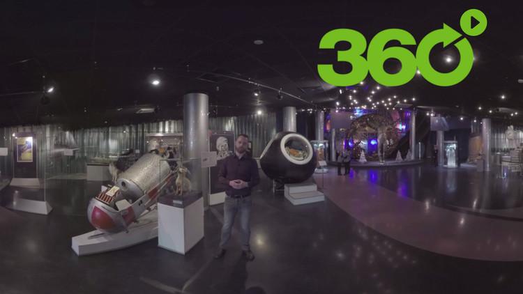 """""""¡Vámonos!"""": RT los guía por el Museo de la Cosmonáutica de Moscú en 360°"""