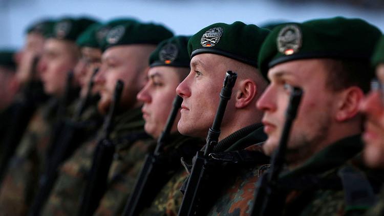 Alemania aumenta su Ejército y lo acerca progresivamente a Rusia
