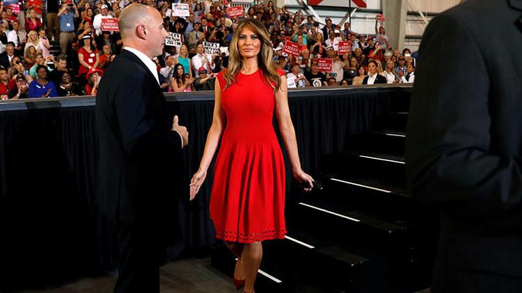 Melania Trump modifica su demanda contra 'The Daily Mail' tras las críticas recibidas
