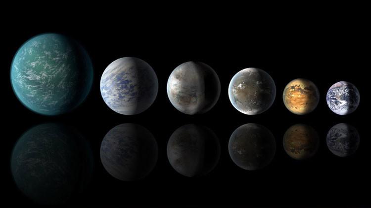 """""""El tema ya no es saber si es que encontraremos una segunda Tierra, sino cuándo"""""""