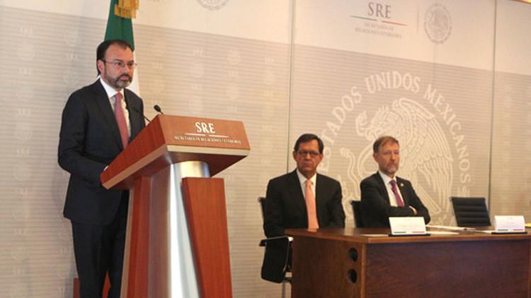 """Secretaría de Relaciones Exteriores mexicana califica a EE.UU. como un país """"hostil"""""""