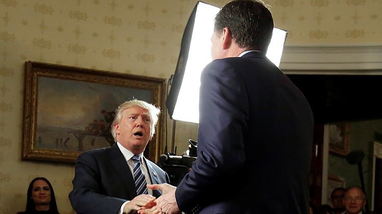 El FBI desoye a la Casa Blanca y no desmiente informaciones sobre relaciones de Trump con Rusia