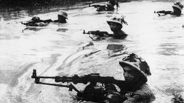 El secuestro de un agente de la CIA logra que un venezolano sea héroe de guerra en Vietnam