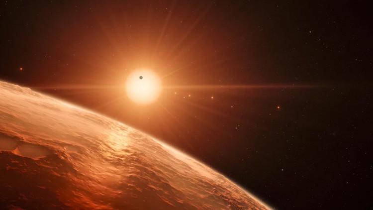 ¿No estamos solos?: Así buscarán vida en el TRAPPIST-1