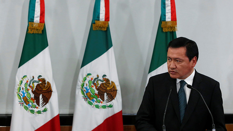 """""""México no necesita ayuda financiera de EE.UU. para su seguridad"""""""