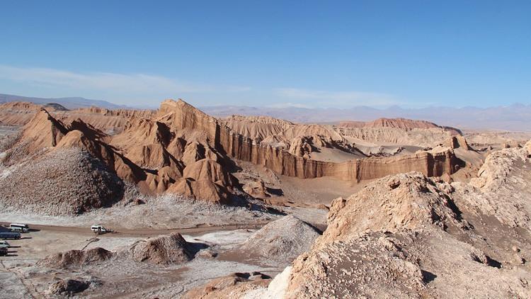 """Los """"marcianos"""" de Atacama son inmunes al agua envenenada"""