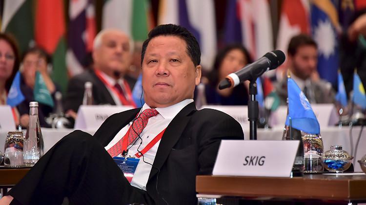 Difunden el video secreto de un empresario chino que temía por su vida tras financiar a los Clinton