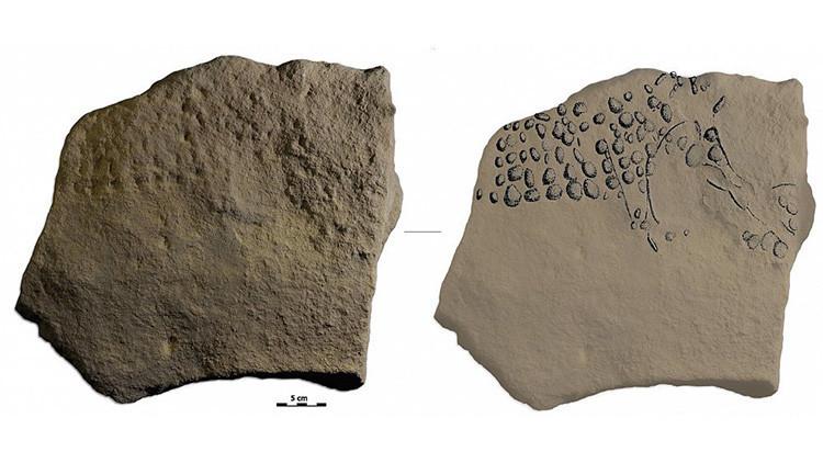 Los dibujos rupestres más antiguos contienen 'píxeles'
