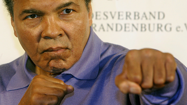La ley anti-musulmana de Trump 'golpea' al hijo de Muhammad Ali