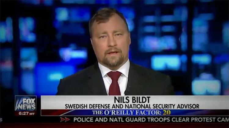 El falso asesor sueco que habló con Fox News tiene antecedentes criminales en EE.UU.