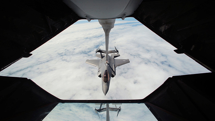 EE.UU. enviará por primera vez a Europa sus cazas de quinta generación F-35A