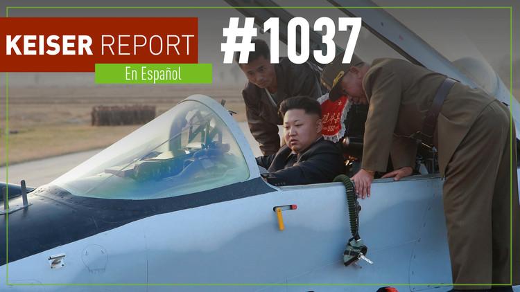 """""""La presencia militar de EE.UU. en Asia Oriental apunta de lleno a Corea del Norte"""""""