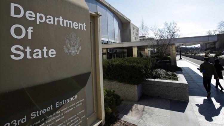 Llega a manos de periodistas un memorándum antifiltraciones del Departamento de Estado de EE.UU.