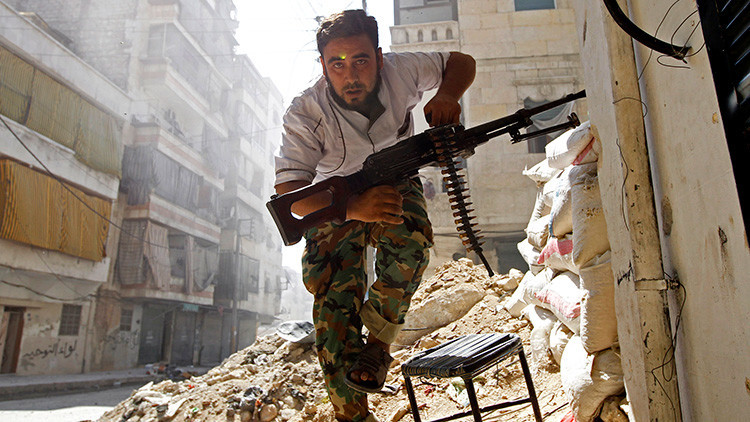 """""""Turquía y Arabia Saudita impulsan a las acciones a los terroristas en Siria"""""""