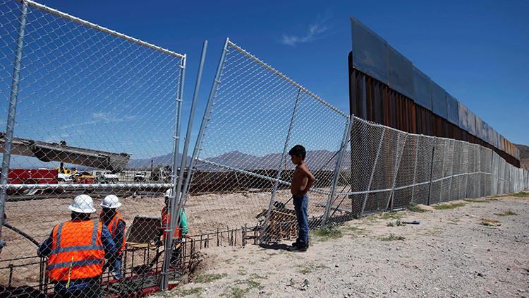 Trump empieza a 'dar forma' al muro: en marzo se elegirá el diseño entre todas las ideas propuestas