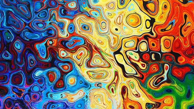 Cómo engañar al cerebro para ver 6 'supercolores' imaginarios