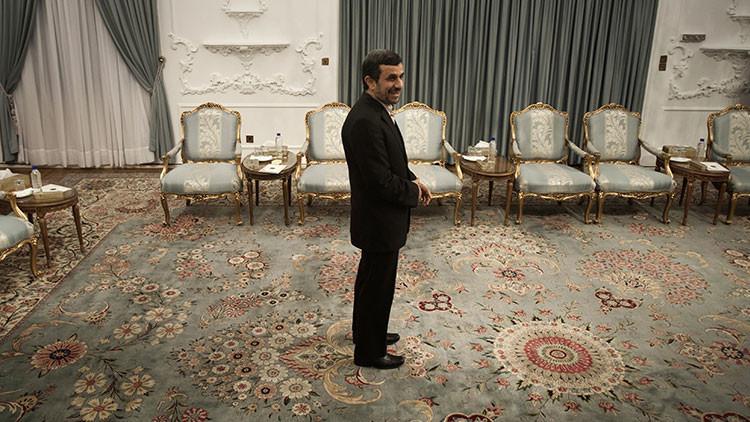 """Ahmadineyad envía una carta a Trump: """"EE.UU. pertenece a todos los pueblos"""""""