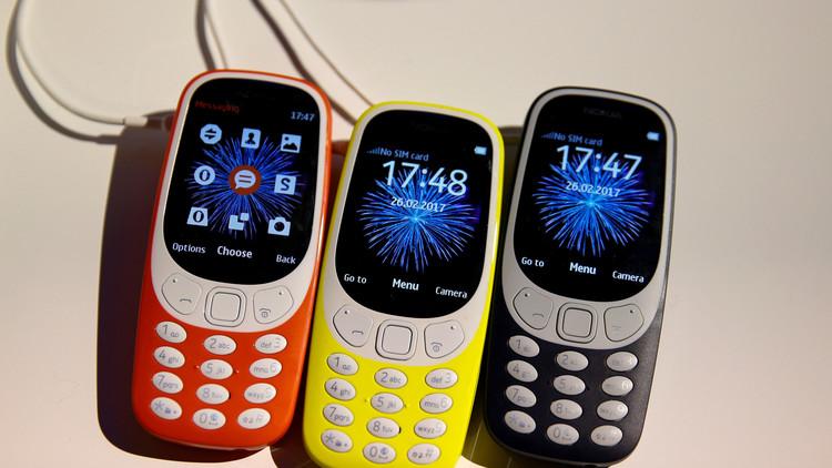 El nuevo Nokia 3310: Así es el renovado modelo de uno de los teléfonos más vendidos de la historia