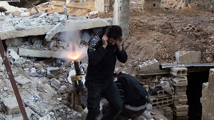 Damasco: Un ataque de mortero deja al menos un muerto y 17 heridos