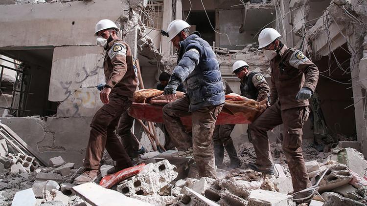 Polémica en los Oscar: Premian al documental sobre los criticados Cascos Blancos en Siria
