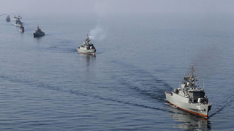 Irán prueba con éxito su nuevo misil de crucero de lanzamiento marítimo