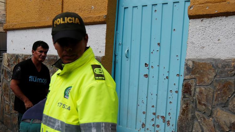 El ELN se atribuye la autoría del atentado en el centro de Bogotá