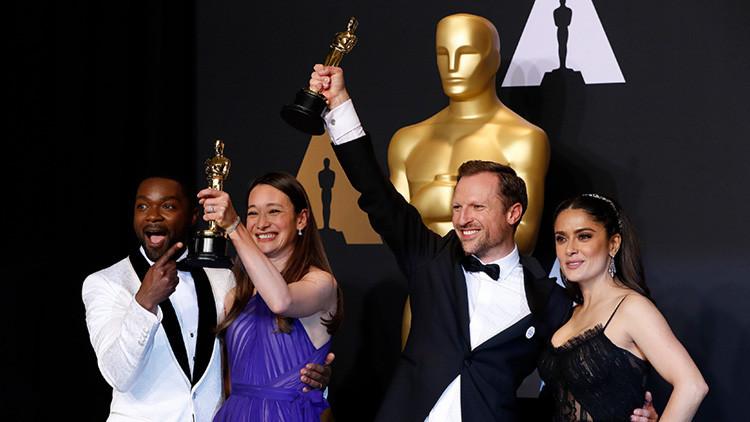 """Moscú, sobre el Oscar a 'Cascos Blancos': """"Se está cumpliendo la profecía de la Cancillería rusa"""""""