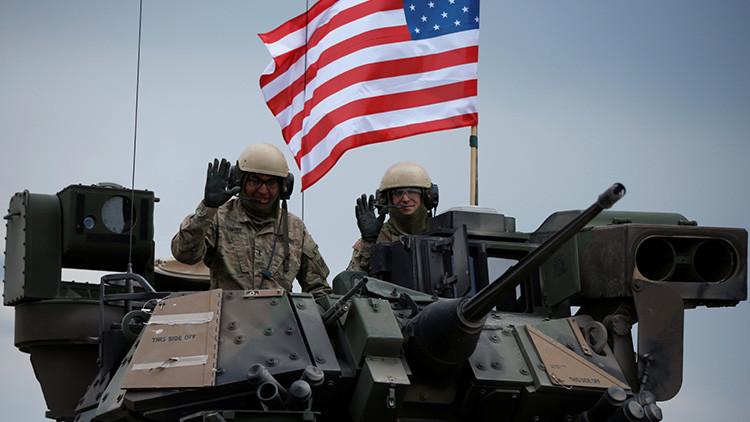 """Trump promete un aumento """"histórico"""" en el presupuesto militar de EE.UU."""
