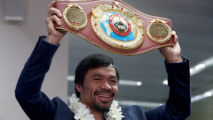 Este será el rival de Manny Pacquiao en su defensa del título mundial (FOTO)