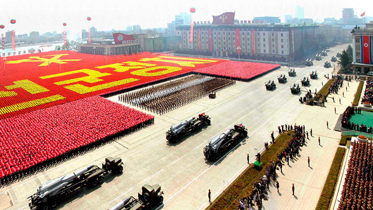 EE.UU., Japón y Corea del Sur buscan cómo combatir el programa nuclear de Pionyang