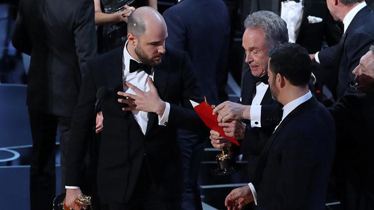 """Trump sobre los Oscar: """"Se centraron tanto en la política que no lograron hacerlo como debían"""""""