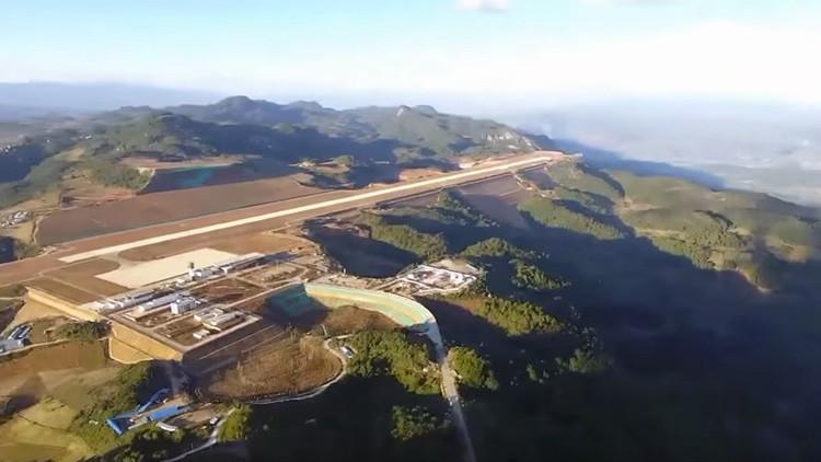 'La China fantasma': Construyen un aeropuerto sin pasajeros por una cifra disparatada (VIDEO)