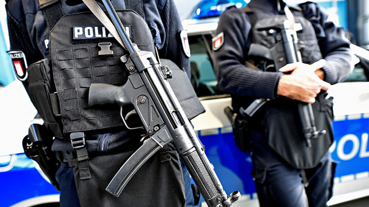 Un hombre armado asalta un centro de refugiados de la ciudad alemana de Hamburgo