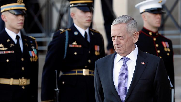 Más de 120 generales retirados se pronuncian contra el aumento del presupuesto militar de Trump