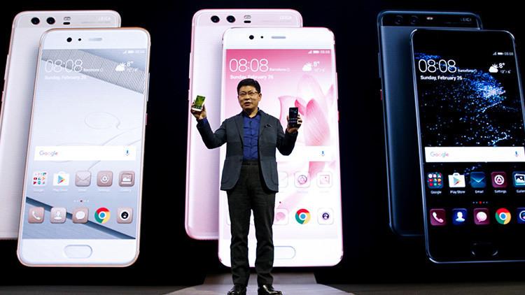 'Asesino' de iPhones: Huawei presenta su nueva y más potente línea de teléfonos (VIDEOS)